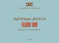 Elisabetta Franchi AW 18/19 Livestreaming
