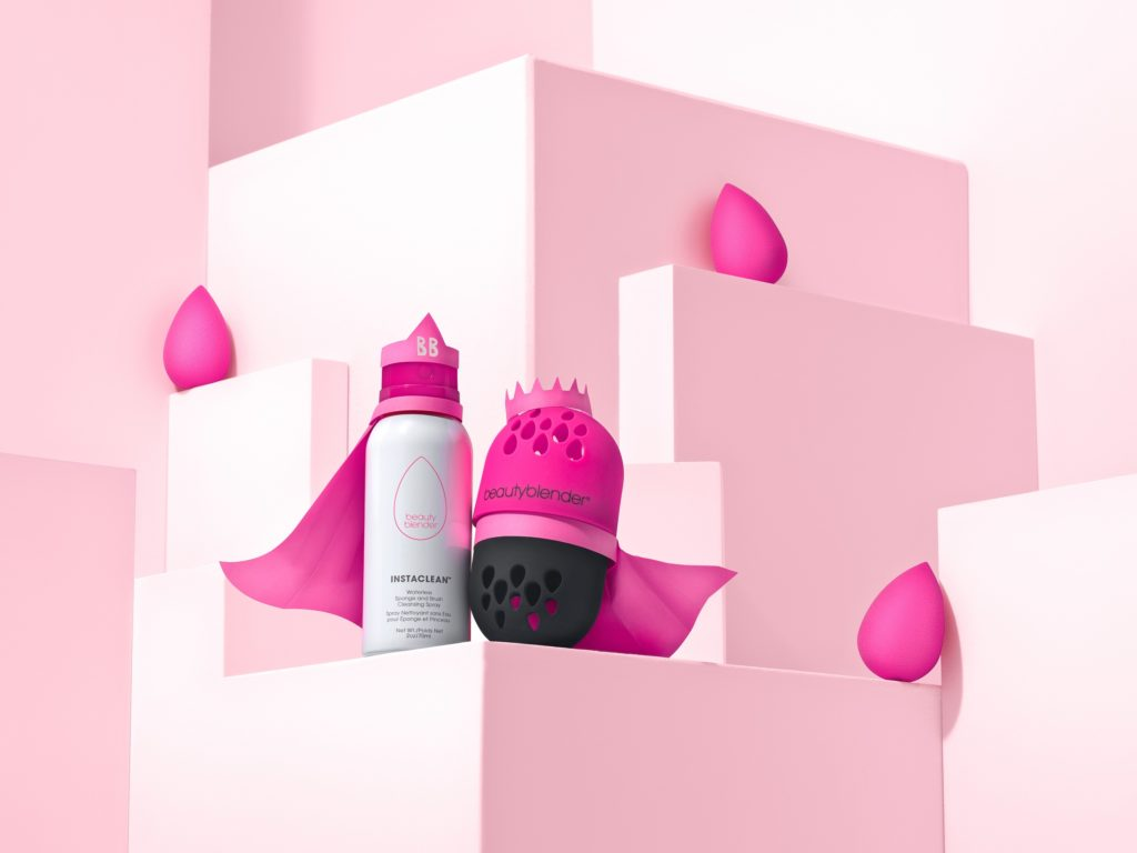 The Super Hero Duo: BeautyBlender