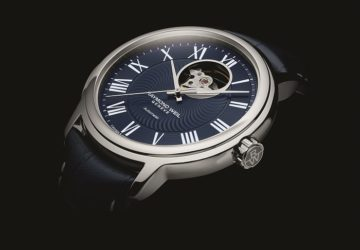 raymond weil swiss watch maestro blues