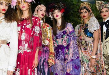 Dolce & Gabbana Beauty: Alta Moda Lake Como