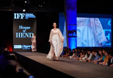 House Of Hend, Spring Blossom Collection: International Fashion Festival, Porto Montenegro