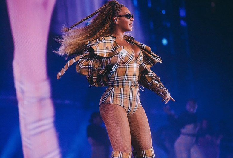 Beyoncé Shines in First Look From Riccardo Tisci's Burberry