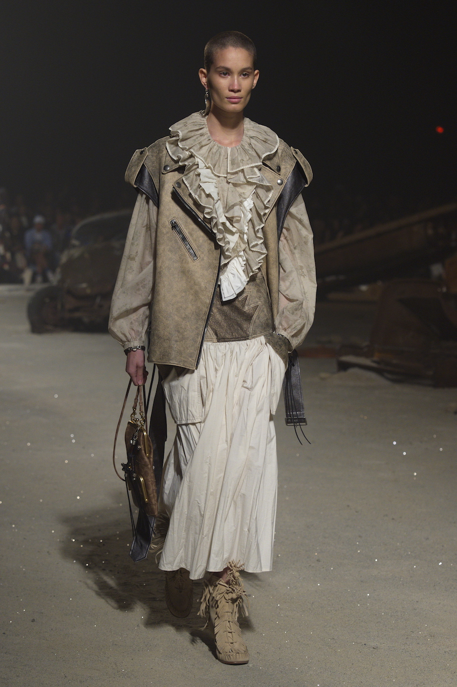 Coach Presented Stuart Vevers' SS19 Runway Show In New York