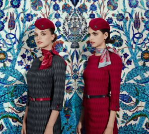 Turkish Airlines Brings Style To The Skies