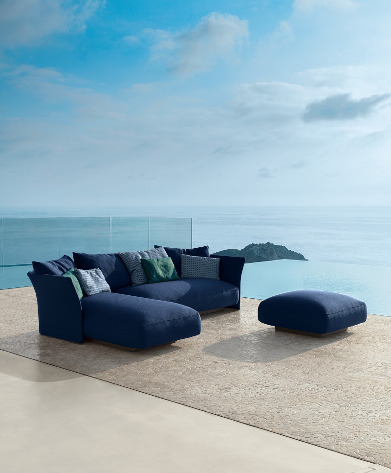 Talenti Outdoor Living: Cliff Collection, by Ludovica + Roberto Palomba