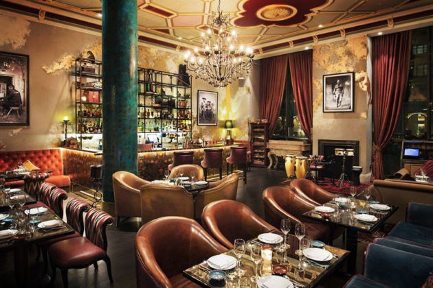COYA Dubai: First Collective Art Exhibition Inspired by Halloween