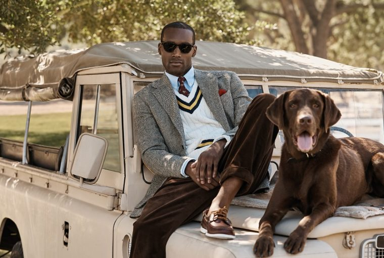 MR PORTER TO LAUNCH THE WORLD OF RALPH LAUREN EXCLUSIVE COLLECTION